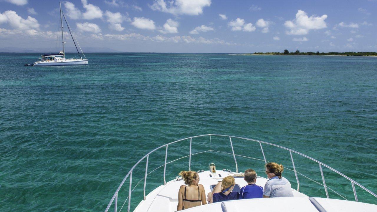 Cuba Diving Boat