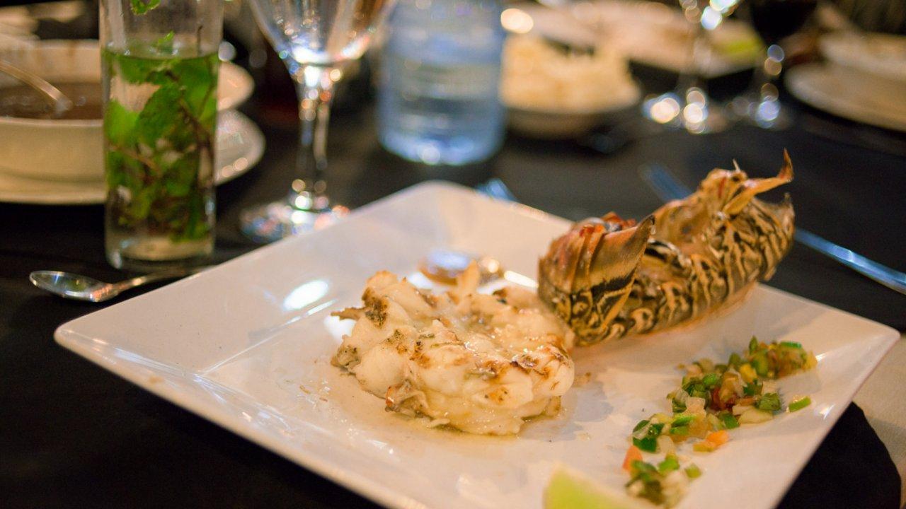 lobster diner, cuba