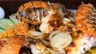 Lobster dish, Cuba