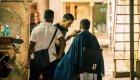 street barber cuba
